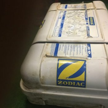 Zodiac Coaster SY Liferaft - Zodiac