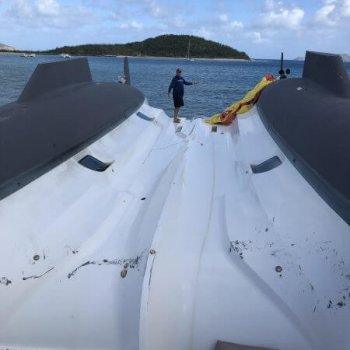 60 ft sea ray