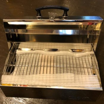 Charcoal Grill Magma A10-703C (New)
