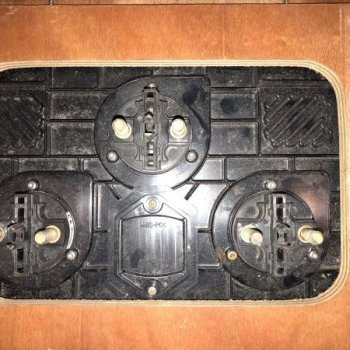 Switch Panel   (Used)