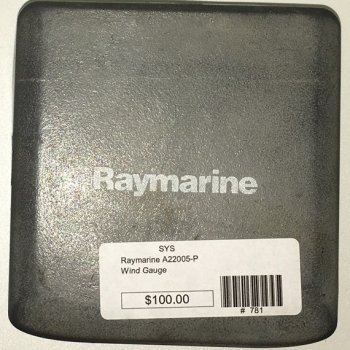 Raymarine Wind Display With Cover - Raymarine- A22005-P - Wind