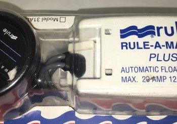 Bilge Alarm Rule 33ALA-12V (New)