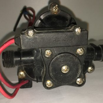 Diaphragm Pump ShurFlo 2095-212-234 (Used)