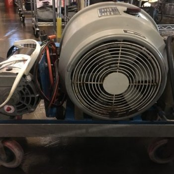 Air Compressor Bauer Breathing Air Inc. PURUS E1 (Used)