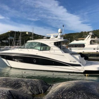 Cruisers - 410 Cantius - 41'- 2012 (Seas The Moment) (Relisted)
