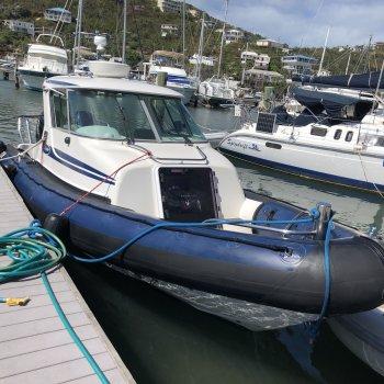 2007 Rayglass Boats Protector Targa 28.5' Protector