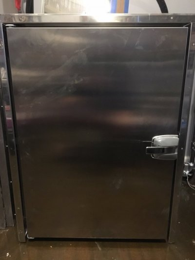 Refrigerator - Frigonautica-  Model: FR130RC