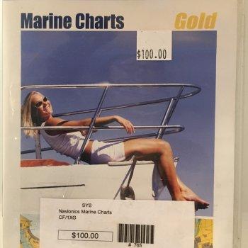Navionics Marine Charts Gold - Navionics-