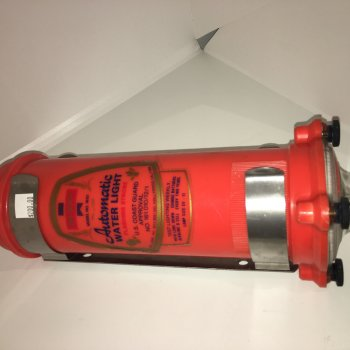 MOB Light Cal-June 1820/1821 (Used)