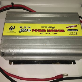 Inverter Wenchi WHS-1000 (Used)