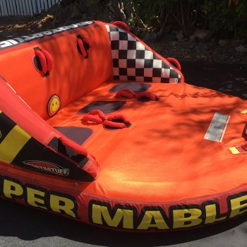 Towable Sportsstuff Super Mable (Used)    SALE