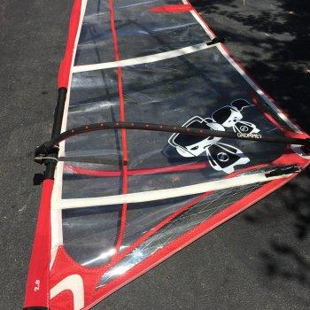 Windsurfer Rig Grommet 2.8m (Used)