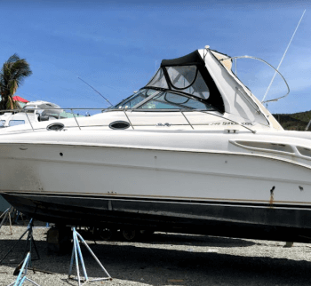 2000 Searay Sundancer 34' Ohana