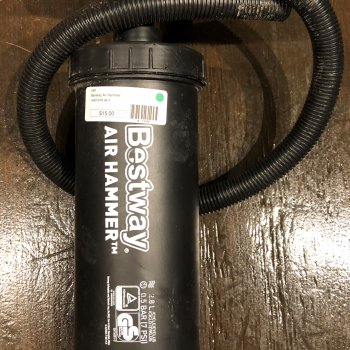 Pump Bestway Air Hammer (Used)