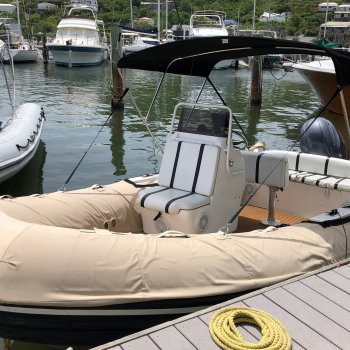 2008 Nautica Rib 18.8' Liberty