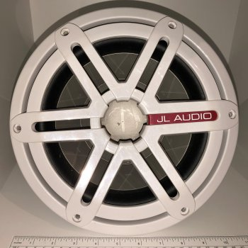 Subwoofer JL Audio M10IB5-SG-WH (New)