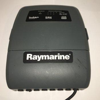 Sirius Receiver Raymarine SR6 (Used)