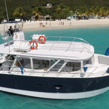 Naval Marine Power Catamaran 45' Sea Wolf
