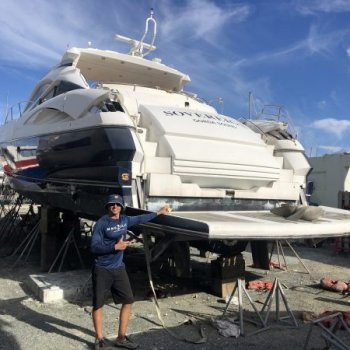 2001 Sunseeker Predator 68' Sovereign