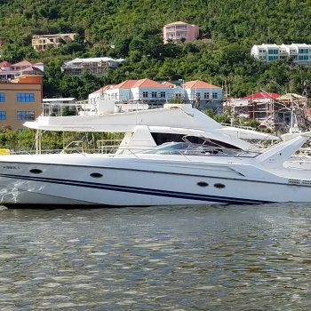 Sea Ray Sunseeker  50' Cavu