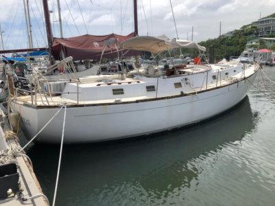 1979 Morgan  46' Barracouta