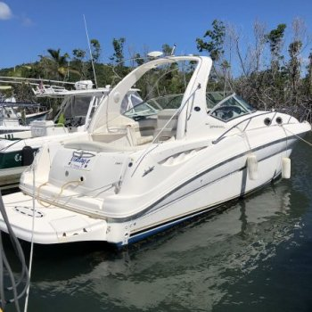 2003 Searay 320 Sundancer 32' Vintage